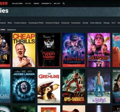 Everything you need to know about Shudder, a streaming service that gives you unlimited access to horror, suspense, and thriller movies for $4 per month