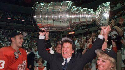 Sports world mourns passing of 'Mr. I' Mike Ilitch
