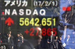 World shares slip as Trump's actions spur investor caution