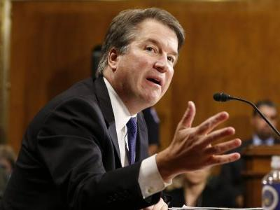 KAVANAUGH IS CONFIRMED: Embattled Supreme Court nominee secures 50 votes in the Senate