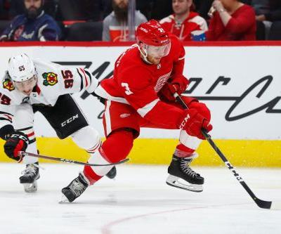 Capitals acquire defenseman Nick Jensen from Red Wings
