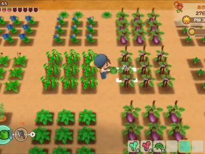 Harvest Moon: Friends of Mineral Town remake slated for Nintendo Switch