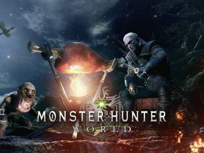 The Witcher 3: Wild Hunt Content Now Available in Monster Hunter: World