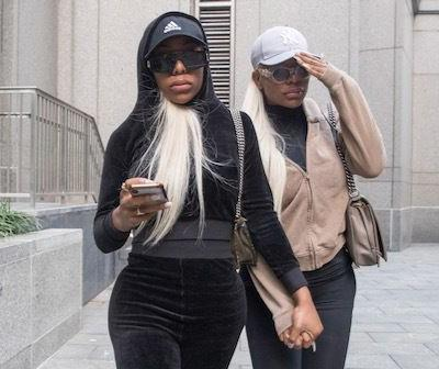 Former 'Bad Girls Club' Star Shannade Arrested