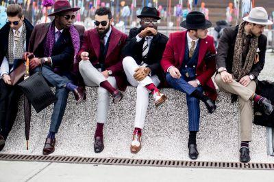 The 87 Best Street Style Looks From Men's Fashion Week: London, Milan and Pitti Uomo
