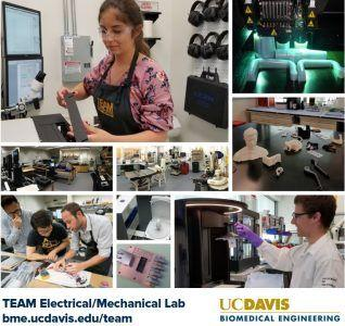 TEAM Electrical/Mechanical Lab Is Here to Help All Makers