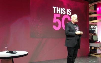 T-Mobile has 5G towers in most top U.S. markets, handsets arriving in 2019