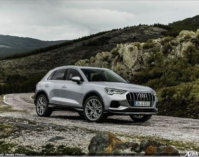 All-new 2019 Audi Q3: design and technology - in a larger, more premium package