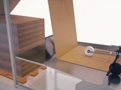 Amazon warehouses use machines that can pack boxes 5 times faster than humans