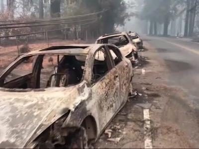 Insurance claims at $9 billion from California fires