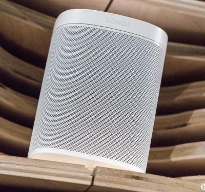 Sonos One Gen 2 quietly released with Bluetooth Low Energy, new processor