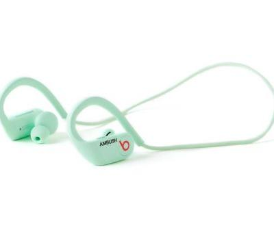 Here's an Official Look at Beats and AMBUSH's Glow-In-the-Dark Powerbeats