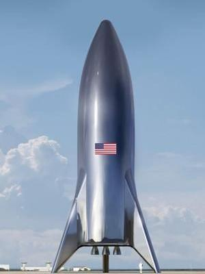 In blow to Los Angeles, SpaceX is moving its Mars spaceship and booster work to Texas