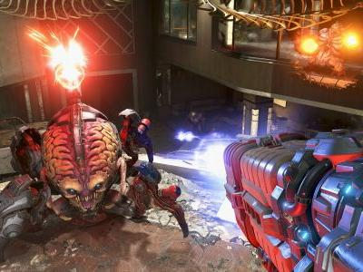 """DOOM Eternal's Switch Version Is """"Coming Along Really, Really Well"""""""