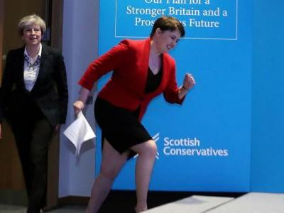Leaked email shows May's government plead with Scottish Conservatives to back Brexit fishing deal