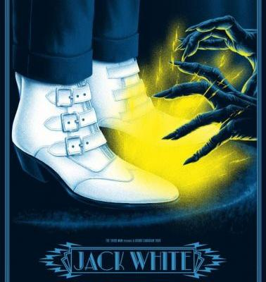 Jack White announces Boarding House Reach Canadian tour