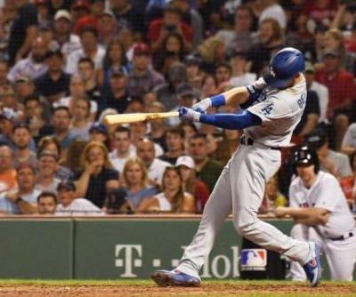 Watch: Cody Bellinger homers on 24th birthday in Dodgers' victory over Red Sox