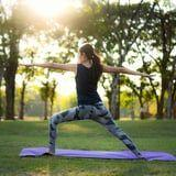 I'm a Beginner Yogi, and These 4 Goals Are Keeping Me Motivated on My Mat