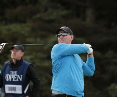 David Duval posts worst score on one hole in 69 years at British Open