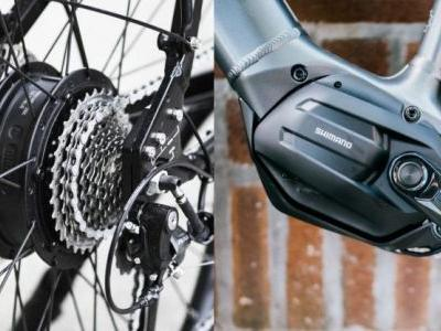 Hub motor vs mid-drive: Which type of ebike is best for you?