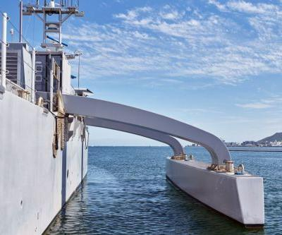 'A.I., Captain': The Robotic Navy Ship of the Future