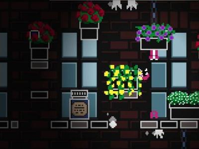 Arachnowopunk, the creepy-crawly auto runner, is now free on Android