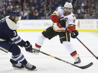 Calgary Flames rally past Columbus Blue Jackets