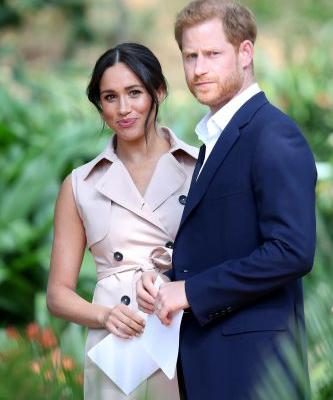 Will Meghan & Harry's 2nd Baby Be A Boy Or A Girl? Fans Think Her New Ring Gives A Hint