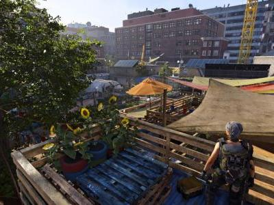 Tom Clancy's The Division 2 Review In Progress