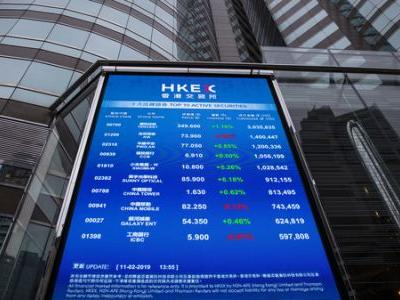 Asian Markets Close Higher Reflecting Optimism Ahead Of U.S.-China Talks