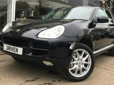 This £6000 Manual Porsche Cayenne S Is V8 Gangster Chic On A Budget