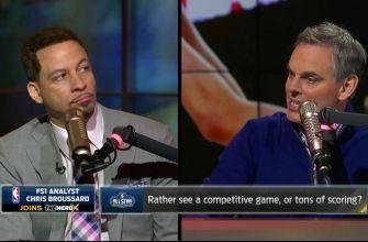 The NBA All-Star Game is terrible right now - Broussard reacts | THE HERD