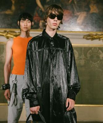 The Seoul street style scene inspires Givenchy menswear SS20