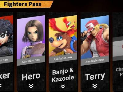 When Will Super Smash Bros. Ultimate DLC Character 5 Release?