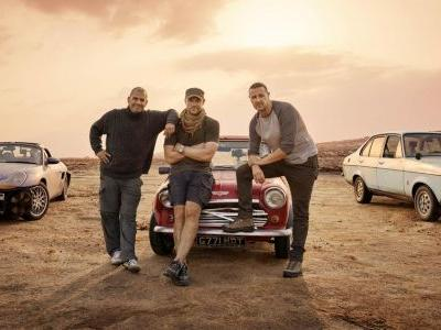 Surprise: The New Top Gear Presenter Line-Up Works Very Well