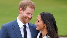 Meghan Markle, Prince Harry Release Previously Unseen Pic For Engagement Anniversary