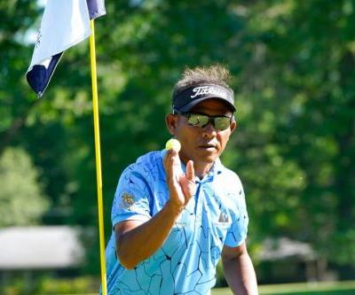 Thongchai Jaidee leads Principal Charity Classic after round one