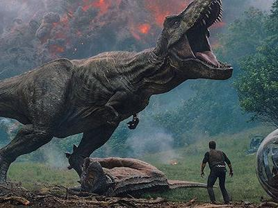 Jurassic World 2 Made Almost As Much Money In China Opening Day As The Last Jedi In Its Entire Run