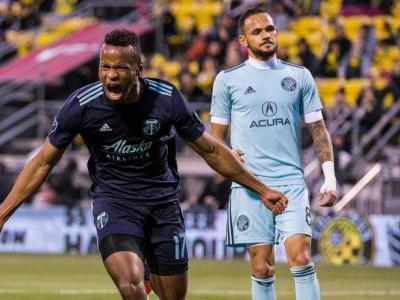 Timbers notch first win of season by beating Crew