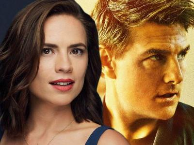Mission: Impossible 7 Casts Hayley Atwell | Screen Rant
