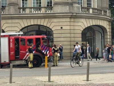 Apple Store in Amsterdam Evacuated, Likely After iPad Battery Overheated