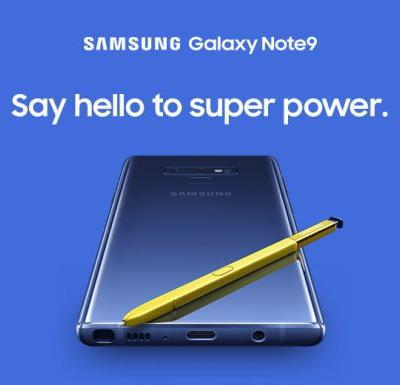 Samsung posts Galaxy Note9 info early, reveals 512GB version