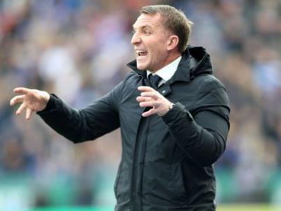 Rodgers only thinking of Leicester win vs. Man City, not helping Liverpool