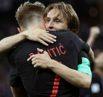 Video: Modric and Rakitic are the best midfielders at the World Cup - Dalic