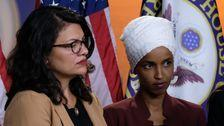 Israel Weighs Barring Congresswomen Tlaib, Omar From Entry