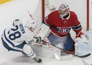 Tavares scores in overtime, Maple Leafs stop Canadiens 4-3