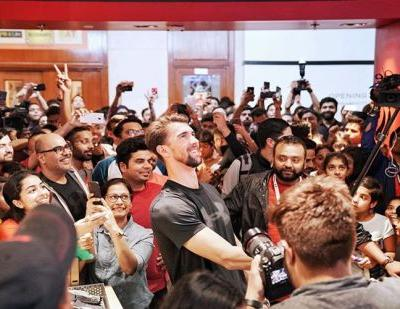 Under Armour opens first store in India