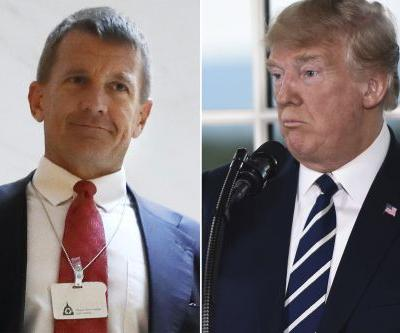 Trump weighs Blackwater founder's pitch to privatize Afghanistan war
