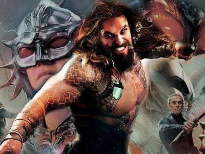 Aquaman Character Guide: Everything You Need To Know About Atlanteans & More