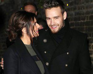 Cheryl Shows Off Her Growing 'Bump' As She Steps Out With Boyfriend Liam Payne